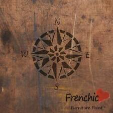 Compass Point Stencil Tattoo frenchic chalkpaint A4 MOBILIER PEINTURE FREE POST