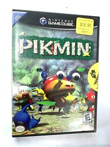******Pikmin Nintendo Gamecube COMPLETE CIB w/ Game & Manual Tested + Working!**