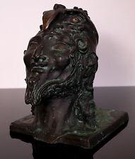 Ernst Fuchs (1930 Wien) - König David Bronzeskulptur um 1970 für Venturi Arte