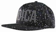 Dope Couture Spaced Out Indica Snapback Hat Marijuana Cap