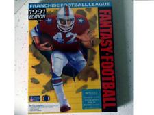 Franchise Football League Fantasy Football 1991 Sealed Rare Vintage