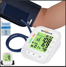 Upper Arm Blood Pressure Monitor Digital CERTIFIED MEDICAL Accurate Machine