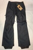 BURTON Women's Lucky Snowboard Pant Black Waterproof DRYRIDE Size S New with Tag
