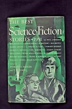 The Best of Science Fiction Stories 1951, E.F Bleiler & T.E. Dikty SIGNED /0980