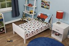 Construction 2pc Toddler Bed Sheet and Pillowcase Set
