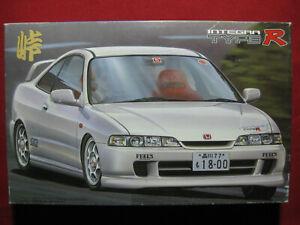 1995 Honda Integra Type R 1/24 Fujimi Japan Model Kit Mine's Feel's Mugen Acura