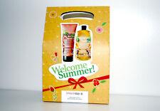 Treaclemoon Geschenkset | Welcome Summer! - Papaya Summer | Duschgel & Peeling