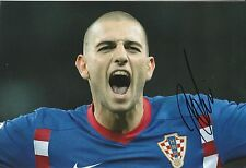 MLADEN PETRIC CROATIA INT 2001-2013 ORIGINAL HAND SIGNED LARGE PHOTOGRAPH