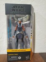 Star Wars The Black Series Ashoka Tano Walmart Exclusive NEW VHTF SHIPPED W CARE