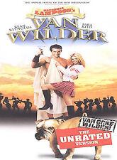 National Lampoon's Van Wilder (DVD, 2002, 2-Disc Set, Unrated Version)