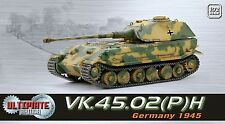 1/72 60531 Pre-finished German WWII Experimental Tiger Tank VK.45.02(P)H