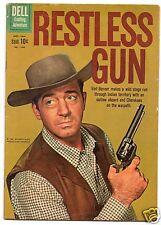 DELL FOUR COLOR #1146  RESTLESS GUN