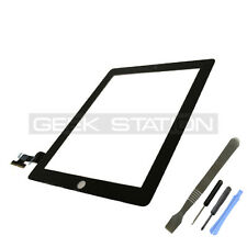 New Black Touch Screen Glass Digitizer Replacement for iPad 4