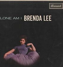 Brenda Lee - 'All Alone Am I' 1962 UK Brunswick Mono LP. Ex!
