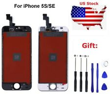 """For Iphone 5S/SE 4"""" LCD Display Touch Screen Digitizer Assembly Replacement"""