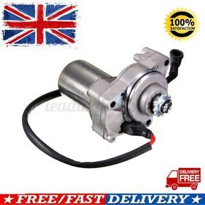 3 Bolt Electric Starter Motor 50CC 70cc 90cc 110cc 4-Stroke Engine Quad ATV UK