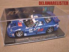 FLY A128 Chevrolet Corvette C5R No.14 Campeonato de Espana GT 2002 1:32 Slot Car