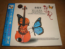 Yu Li-Na-The Butterfly Lovers Violin Concerto