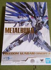 METAL BUILD Mobile Suit Gundam SEED Freedom Gundam CONCEPT 2 action figure New