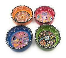 Türkischer Aschenbecher Keramik Ascher Orientalische Handarbeit
