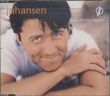 (Jan) Johansen - River Of My Heart ° Maxi-Single-CD von 1995 ° WIE NEU °