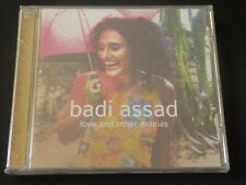 Badi Assad - Love And Other Manias (SEALED NEW CD 2014)