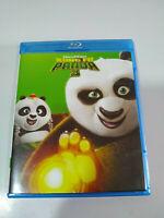 Kung Fu Panda 3 Dreamworks - Blu-Ray + Extras Español Ingles