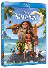 Vaiana Blu-ray Disney castellano Alemán Catalán Portugués Inglés DTS-HD DTS 5.1