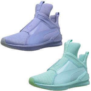PUMA Women's Fierce Bright Mesh Cross-Trainer Sneaker Shoe, Color Option