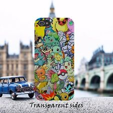 Pokemon Collage Pikachu Phone Case Cover For iPhone, Samsung, Huawei, Nokia