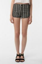 Grey Antics by Grey Ant high waist woven ikat dolphin shorts 6 from Free People