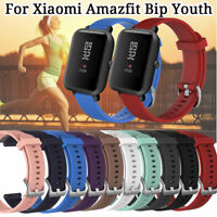 Replacement Silicagel Wrist Band Wristband For Xiaomi Amazfit Bip Youth Watch