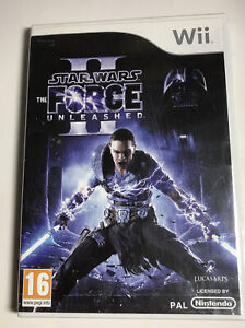 Star Wars: The Force Unleashed II (Wii), Very Good Nintendo Wii Video Games