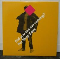 PET SHOP BOYS ~  Did You See Me Coming? ~ 2 TRACK CD SINGLE - CARD SLEEVE