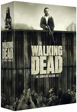 THE WALKING DEAD Complete Season Series 1 2 3 4 5 6 Collection Boxset NEW DVD
