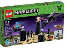 New!LEGO Minecraft Creative Adventures The Ender Dragon 21117 Creative Thinking