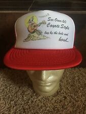 Sex Over 60 Funny MESH SNAPBACK VINTAGE Trucker Hat Baseball Cap Retro Rare A