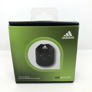 Adidas Genuine Boxed MiCoach Pacer measure Q00145 New, Unused in box