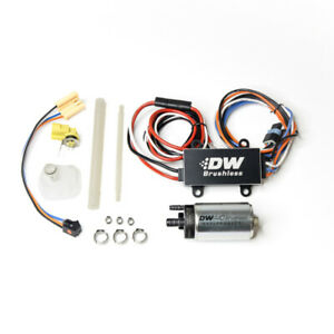 DeatschWerks DW440 440lph Brushless Fuel Pump For 11-14 Ford Mustang GT