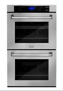 ZLINE 30 in. Professional Double Wall Oven with Self Cleaning Feature AWD-30