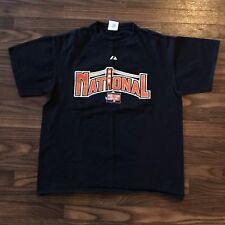 2007 Barry Bonds National League All Star T-Shirt SZ Large Majestic Giants  MLB 195045ae3