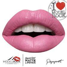 MODELROCK Liquid to Matte Lipstick POPPET model rock lipcolour last Vegan