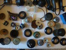 Materiel et pièces pour téléphone anciens type 1924