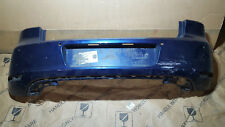 Original VW Golf 6 VI Stoßstange 5K hinten blau PDC 5K6807421 #525