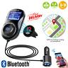 LCD Display VIVAVOCE AUTO BLUETOOTH  DRIVE NERO MP3 Player USB Trasmettitori FM