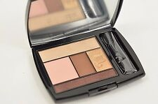 Lancome 5 Eyeshadow & Liner Palette Classical Neutrals New Full Size Retail $50