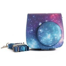 [Fujifilm Instax Mini 8 Case] - Nodartisan First Generation Galaxy Starry Sky...