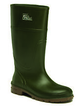 Dickies Landmaster None Safety Wellington BOOTS Green Wellies Fw91105 UK 11