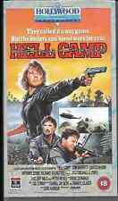 HELL CAMP AKA OPPOSING FORCE (VHS) VIDEO PAL UK FORMAT RICHARD ROUNDTREE VGC
