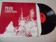 LP Klassik Messe zum Abschied - Michael Wintering D KINZLIN St.Marien Bremen